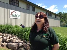 Marge Gibson is Executive Director of Raptor Education Group.