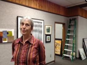 Katie Ralph is the Gallery Director at Nicolet College.
