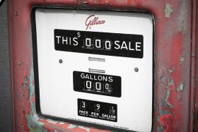 Gas prices have fallen more than almost 50 cents since last month.