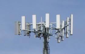 Cell tower array