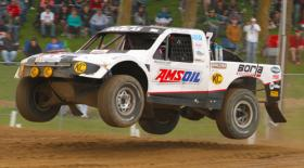 Racing at Crandon