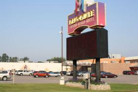 The Menominee have an existing on-reservation in Keshena, WI.