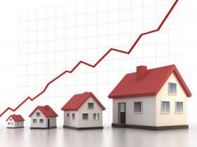 Homes sales on the rise