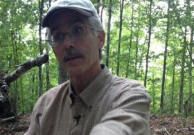 Writer and naturalist John Bates thinks the entire Van Vliet parcel should be left to its own devices.
