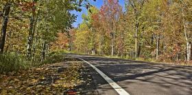 It's Rustic Roads week in Wisconsin.