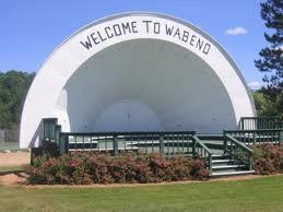 Wabeno bandshell