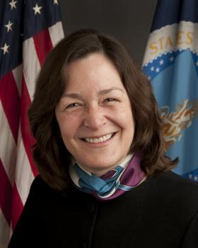 Leslie Wheelock, Office of Tribal Relations, U.S.D.A.
