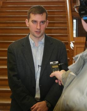 Ken Krall interviews Alex Young.