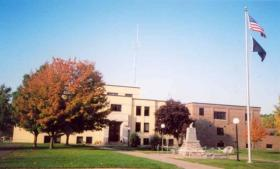 Vilas county courthouse