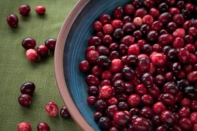 The festival expects to sell some 10,000 pounds of fresh cranberries.