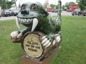 A Hodag Looking For A Home