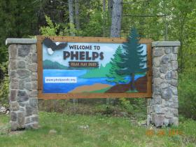 The town of Phelps has little high-speed internet access outside of downtown.
