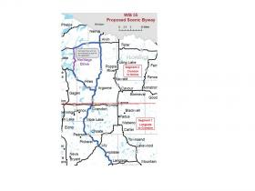 The proposed route stretches 114 miles.