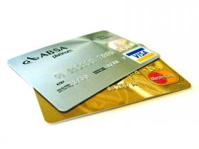 A local agency says spending via credit cards can be risky.