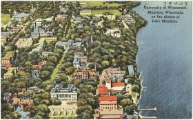 The University of Wisconsin-Madison aims to make its presence felt throughout the state.