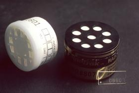 Radon test kit