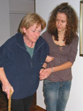 Honoring caregivers