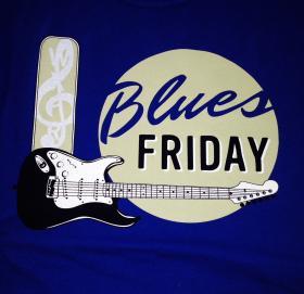 Blues Friday T-Shirt!