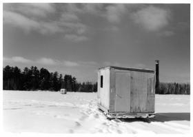 Carrol Lake shelters