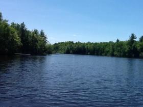 Wisconsin River near Rhinelander