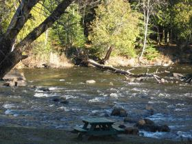 Wolf River, Langlade County
