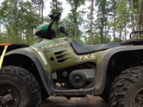ATVs and UTVs are welcomed by some, but others fear the environmental damage they may bring.
