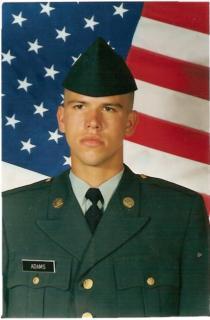 Sgt. Ryan Adams