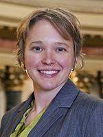 Rep. Mandy Wright(D-Wausau)