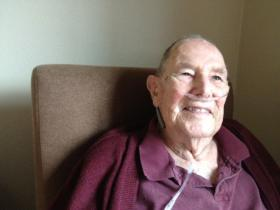 Charley Requa is a longtime resident of Phelps, Wisconsin.
