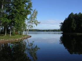 Lake Manitowish is part of the Manitowish Chain of Lakes, which many property owners worry would be disrupted by a change at Rest Lake Dam.
