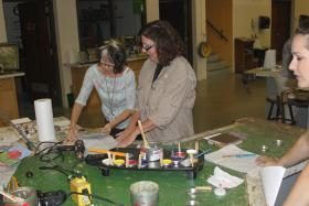 Recent School of the Arts at Rhinelander participants