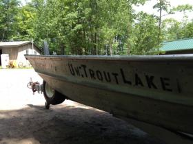 UW Madison's Trout Lake Research Station is hosting an open house.