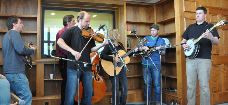 Cobb Brothers Duo with Hand Picked Bluegrass