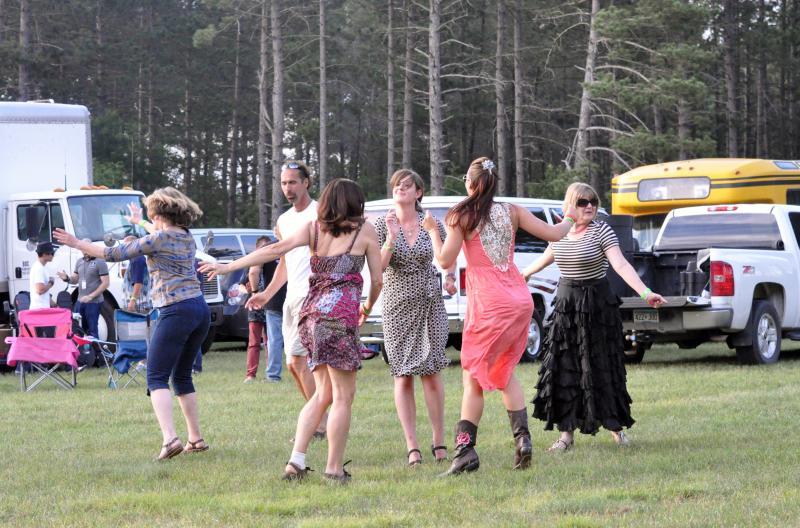 Dancing at the Boulder Junction Blues Breakdown