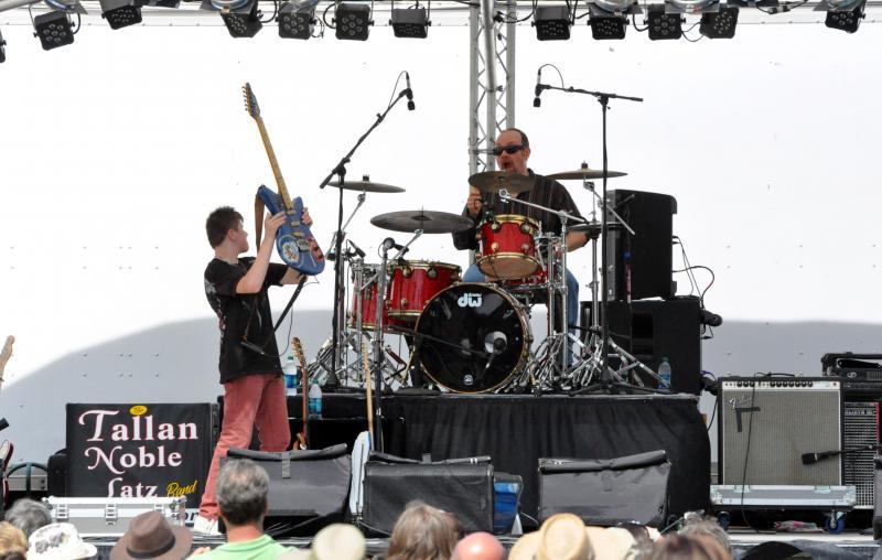 Tallan Noble Latz Band