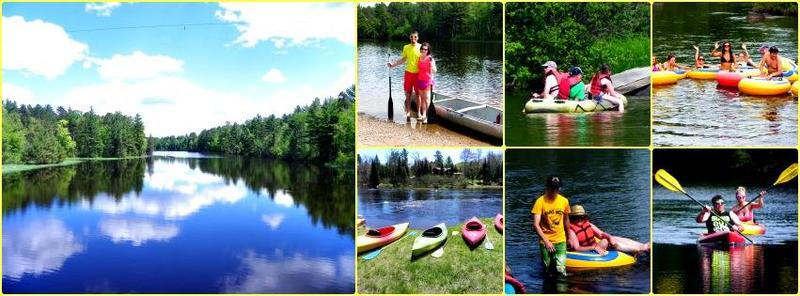 Hawk's Nest Canoe Outfitters