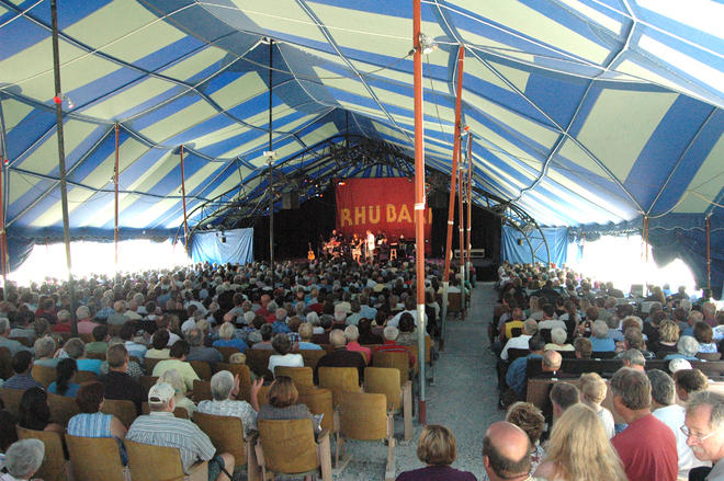 Big Top Chautauqua & WXPR Under the Big Top | WXPR
