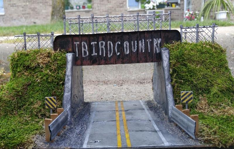 """T-bird Country"" Bridge"