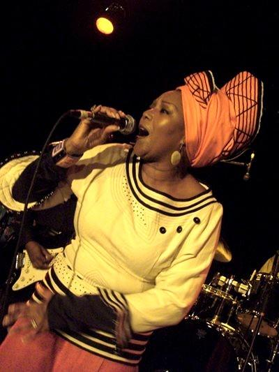South African musician Lorraine Klaasen and her ensemble will perform in the Nicolet College Theatre at 7:30 p.m., Saturday, Nov. 19.