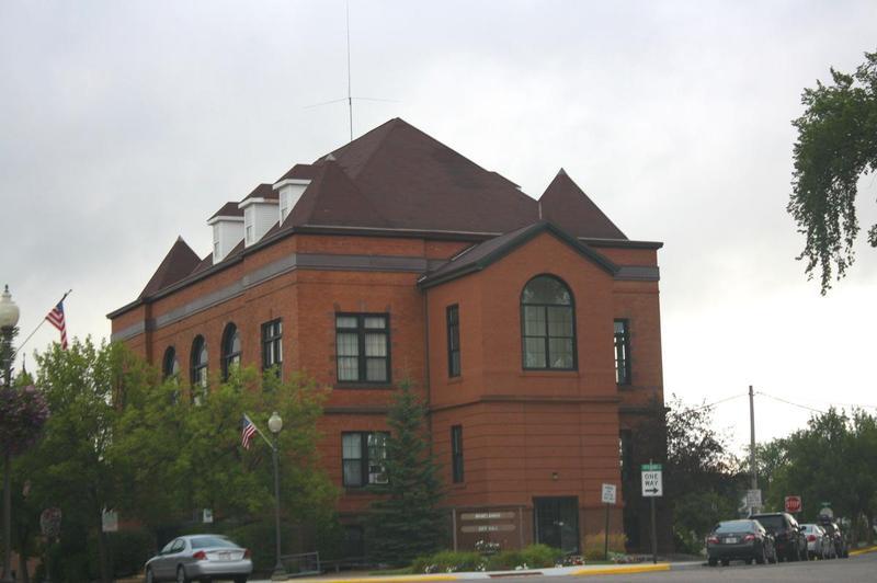 Rhinelander City Hall