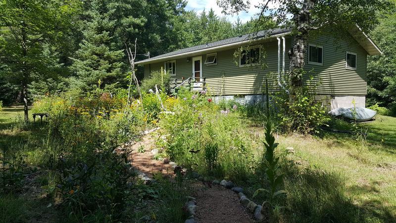 Valerie Burns' house in Minocqua.