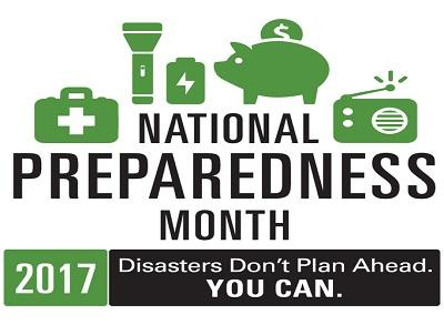 Health tip: Don't let disasters catch you off guard
