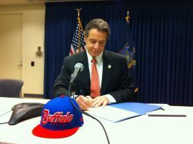 Cuomo signs legislation to keep bills in WNY