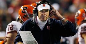 Doug Marrone is the new head coach of the Buffalo Bills.