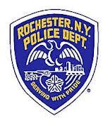 Rochester Police Dept patch