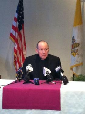 Bishop Emeritus Matthew Clark