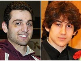 Boston bombing suspects Tamerlan and Dzohkhar Tsarnaev