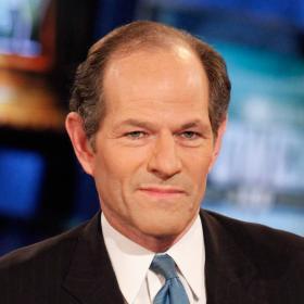 Former NY governor Eliot Spitzer