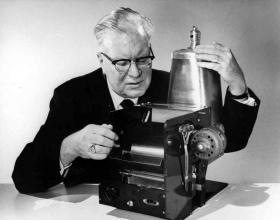 Chester Carlson, Inventor of Xerography