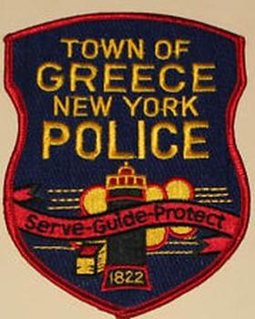 Town of Greece, NY Police patch